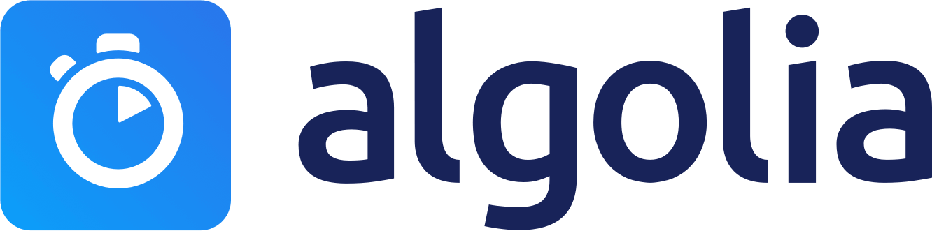 Logo Algolia Search