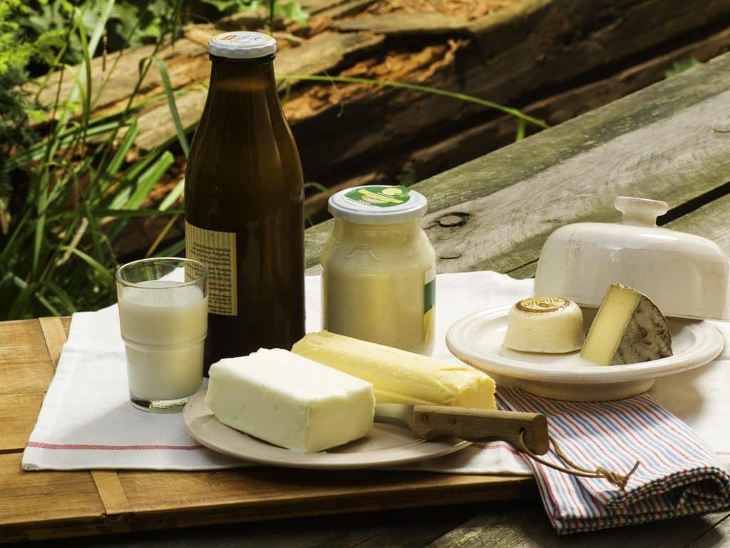 Qualités nutritionnelles du lait Bio