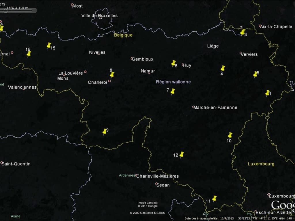Les abattoirs certifiés bio en Wallonie
