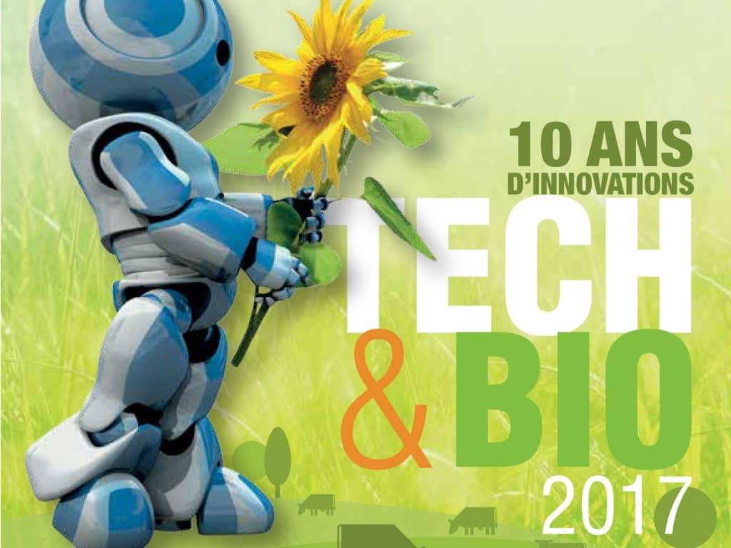 Tech&Bio –Salon professionnel bio à Valence (Drôme Provençale-France)