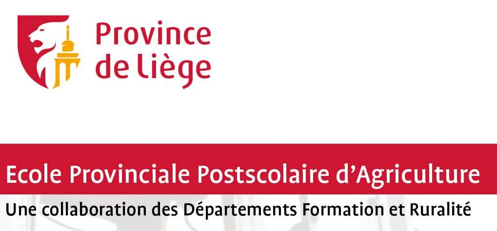 Les formations de la Province de Liège