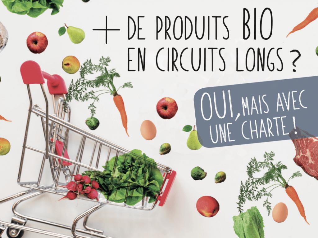 Commercialiser les produits bio en circuit long demain ? Suite