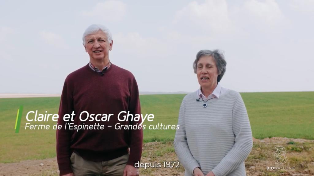 Biowallonie en vidéo : Pourquoi choisir le Bio... et d'autres !